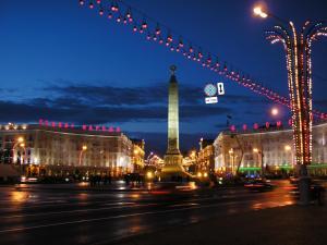 Мольнар Апартмент Независимости 40 - фото 10