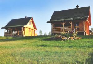 Domki nad Solina