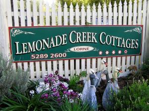 Lemonade Creek Cottages, Chaty v prírode  Lorne - big - 14