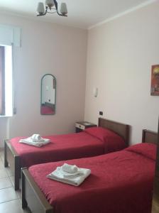 Hotel Lorena, Szállodák  Arcidosso - big - 8