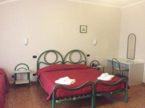 Hotel Lorena, Szállodák  Arcidosso - big - 12