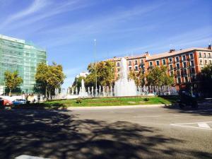 Мадрид - Apartamento San Bernardo