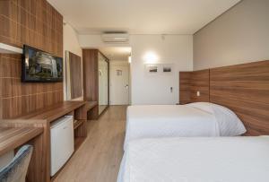 Hotel Laghetto Viverone Bento, Hotels  Bento Gonçalves - big - 3