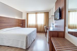 Hotel Laghetto Viverone Bento, Hotels  Bento Gonçalves - big - 4