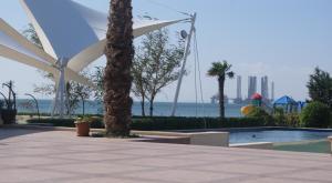 Курортный отель Crescent Beach - фото 18