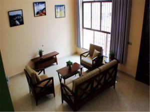 Shangrao Wuyuan Huizhourenjia Family Apartment