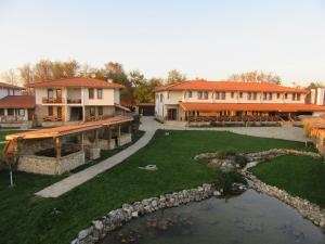 Stara Pliska Complex
