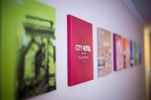 City-Hotel Budapest(Budapest)
