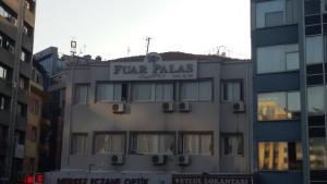 Отель Fuar Palas, Измир