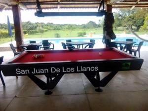 Hotel Campestre San Juan de los Llanos, Vily  Yopal - big - 24