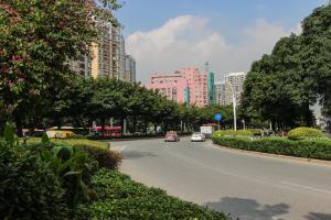 Huacheng Boutique Hotel
