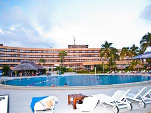 A Picture of Benin Marina Hotel