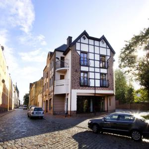 City Apartments - Apartamenty Butikowe