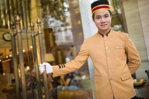 Hanoi Delano Hotel, Szállodák  Hanoi - big - 37