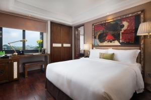 Hanoi Delano Hotel, Szállodák  Hanoi - big - 19