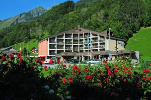 Hotel Sardona, Hotel  Elm - big - 78