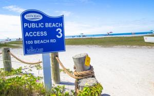 Minorga on the Key Powered by Beachside Management, Aparthotels  Siesta Key - big - 56