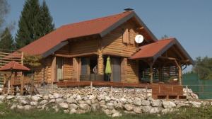 Villa riveRaj, Villák  Gornji Zvečaj - big - 10