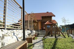 Villa riveRaj, Villák  Gornji Zvečaj - big - 14