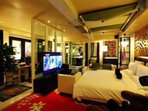 Happy Inn Zhengzhou Dongming Road Branch
