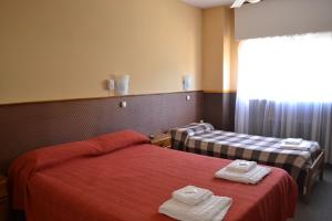 Hotel Cerro Azul, Отели  Вилья-Карлос-Пас - big - 2