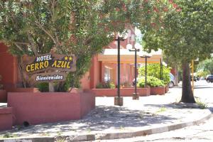 Hotel Cerro Azul, Отели  Вилья-Карлос-Пас - big - 14