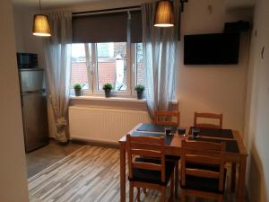 Apartament Heweliusza, Apartmanok  Gdańsk - big - 19