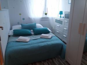 Apartament Heweliusza, Apartmanok  Gdańsk - big - 22