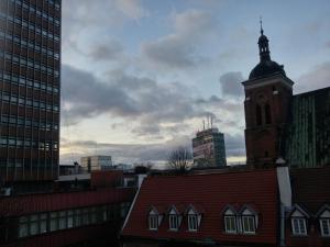 Apartament Heweliusza, Apartmanok  Gdańsk - big - 33