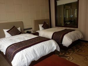 Building A Xuzhou Jinchen Holiday Hotel
