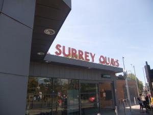 Surrey Quays Studio, Ferienwohnungen  London - big - 18