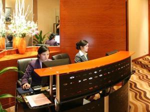 Golden Bay International Hotel Meizhou