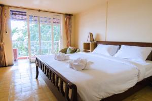Bilik Double Termasuk Balkoni dan Pemandangan Laut (Double Room with Balcony and Sea View)