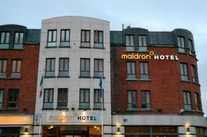 Maldron Hotel Pearse Street, Szállodák  Dublin - big - 43