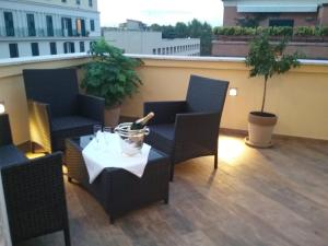 Home Holidays Rome Penthouse