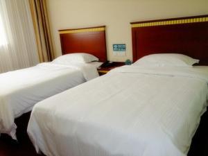 GreenTree Inn Jiangsu Lianyungang Hualian Building Business Hotel, Hotel  Lianyungang - big - 3