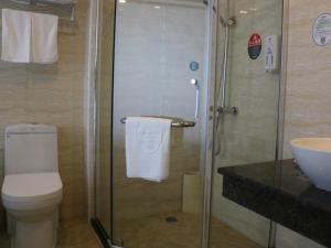 GreenTree Inn Jiangsu Lianyungang Hualian Building Business Hotel, Hotel  Lianyungang - big - 4