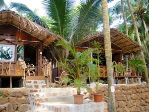 Blue Lagoon Resort Goa, Rezorty  Cola - big - 16