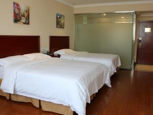 GreenTree Inn Hebei Handan Railway Station Express Hotel, Ханьдань