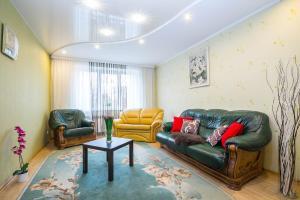 Апартаменты ДомМинск На Заславской, Минск