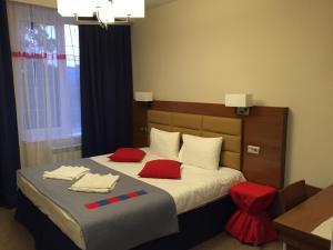 Отель Тепло - фото 13
