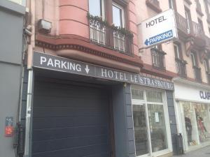obrázek - Hotel Le Strasbourg
