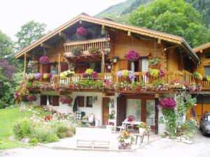 Chalet à L'Oree du Bois - Apartment - Les Houches