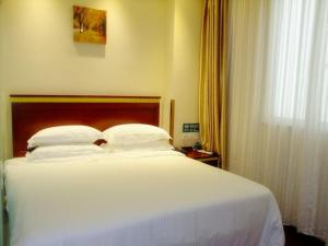 GreenTree Inn Jiangsu Wuxi Railway Station Business Hotel