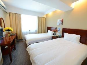 GreenTree Inn Jiangsu Wuxi New Area National Software Park Business Hotel