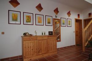 Ökopension Villa Weissig, Penzióny  Struppen - big - 23