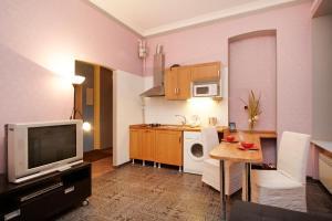 Apartment on Rubinshteyna