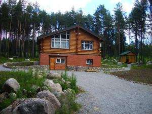 Дом для отпуска Солнечный коттедж, Пушной