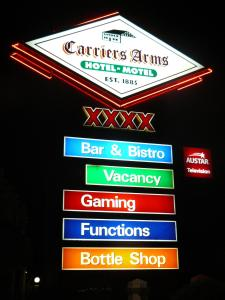 Carriers Arms Hotel Motel
