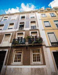 Entre o Carmo e a Trindade, Appartamenti  Lisbona - big - 58
